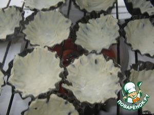 Салат в тарталетках – кулинарный рецепт