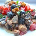 Хлебный салат Нотка Италии