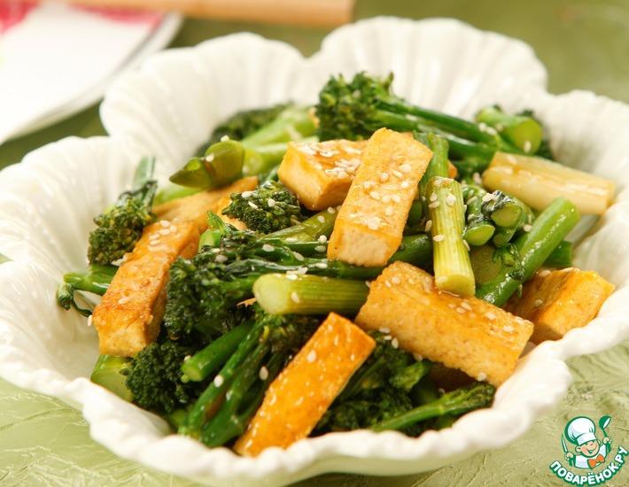 Индейка с овощами по-китайски – кулинарный рецепт