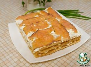 Закусочный торт «Новогодний календарь» – кулинарный рецепт