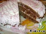 Черемуховый тортик