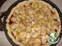 Пирог Банановое яблочко ингредиенты