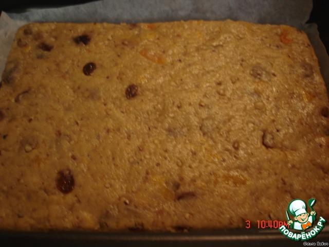 постный торт мария рецепт