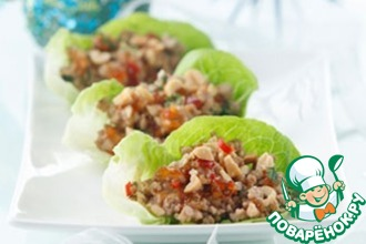 Рецепт: Свинина по-тайски Сан Чоя