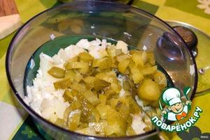 Картофельный салат с огурцами – кулинарный рецепт