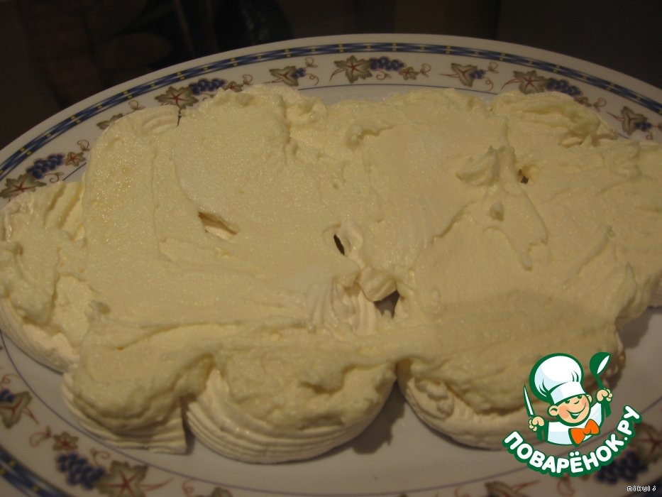 Десерт Наслаждение