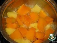 Кукурузная каша тыквенно-яблочная ингредиенты