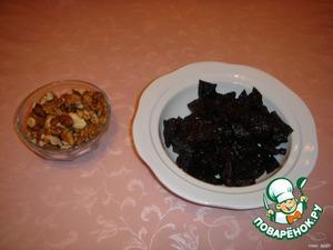 Салат из свеклы с черносливом и яблоками – кулинарный рецепт