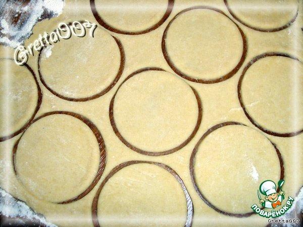 Печенье Картошка