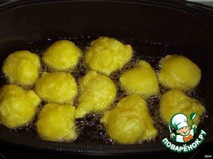 Тыквончики – кулинарный рецепт