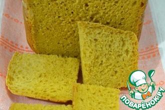 Рецепт: Хлеб с кабачковой икрой