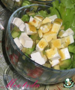 """Салат """"Тигриная грация"""" – кулинарный рецепт"""