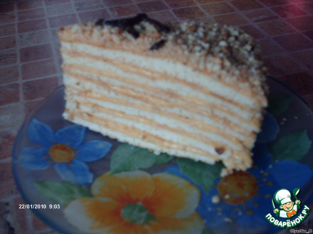 Торт Диетический