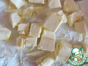Сырно-пряные крекеры – кулинарный рецепт