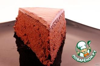 Рецепт: Торт Нэмесис шоколад
