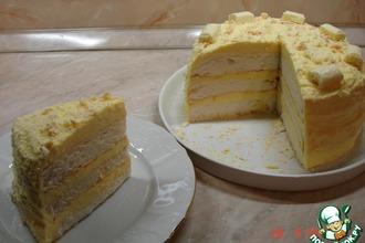 Рецепт: Торт «Сенаторский»
