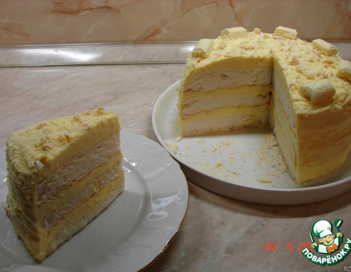 торт сенаторский фото рецепт