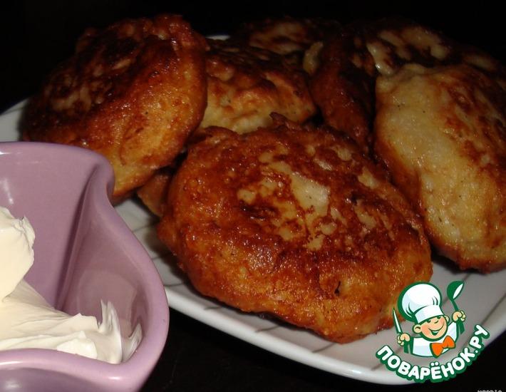 Рецепт: Оригинальные гренки на быстрый завтрак