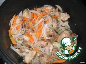 Курица в кокосовом молоке по-тайски – кулинарный рецепт