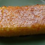 Ленивый лимонный пирог