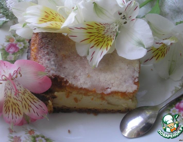 Рецепт: Пирог Невозможный