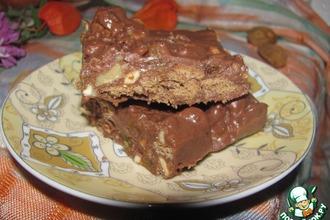 Рецепт: Шоколадный фадж