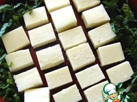 Домашний сыр Панир ингредиенты