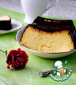 Lviv cheese cake