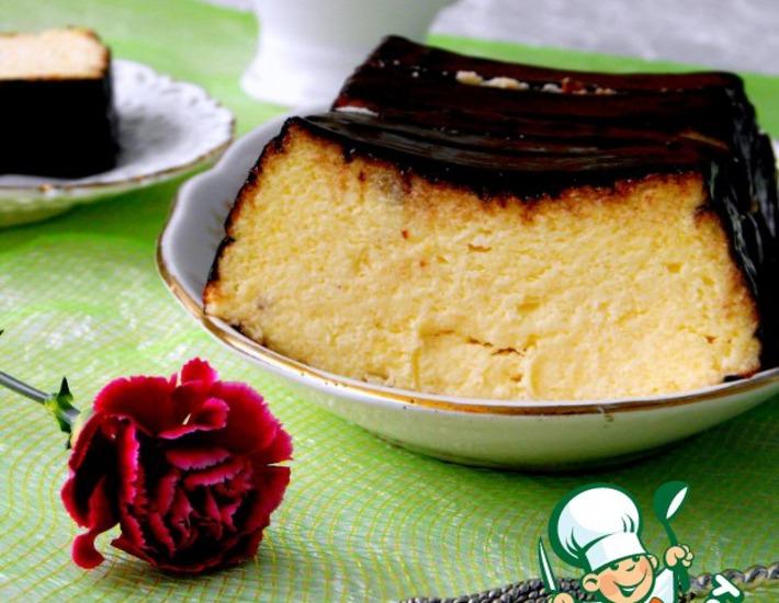 Рецепт: Львовский сырник