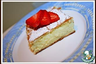 Рецепт: Умное пирожное