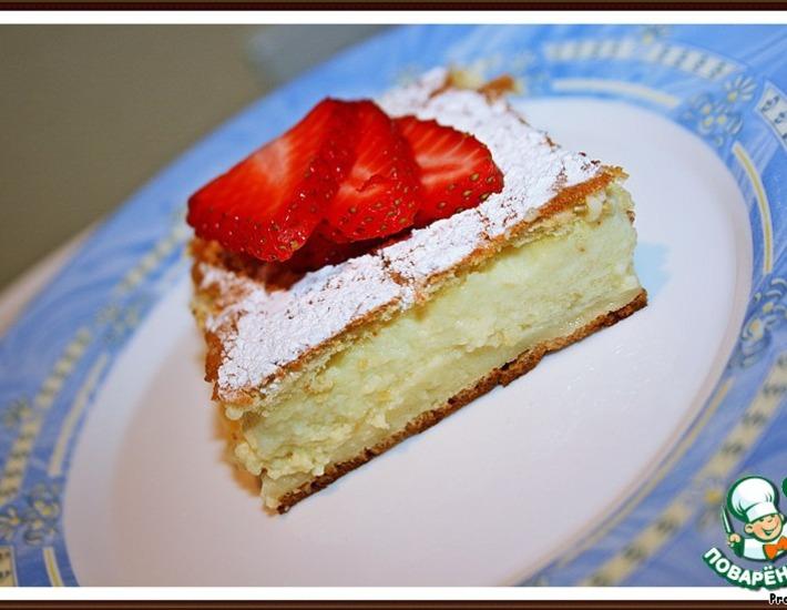Умное пирожное – кулинарный рецепт