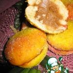 Пирожные из детства Персики