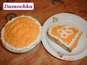 Если данное блюдо делать для детей, то майонез можно заменить сметаной с лимонным соком.   Приятного аппетита.