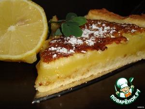 Lemon pie style