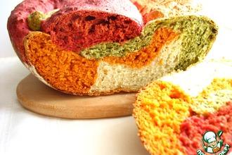 Рецепт: Австралийский овощной хлеб