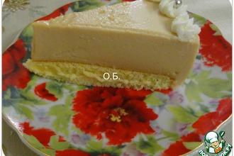 Рецепт: Карамельный торт