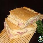 Пирог Сырное суфле
