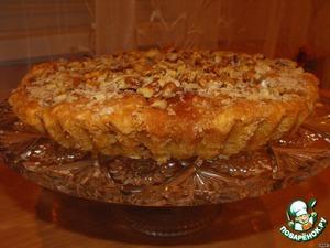 Wet Apple pie
