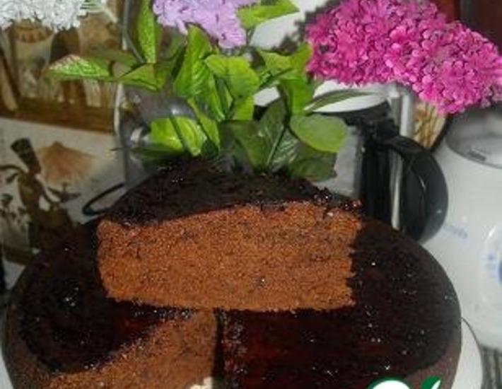 Рецепт: Пирог домашний Чепуха