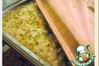 Рецепт: Десерт мамы Али