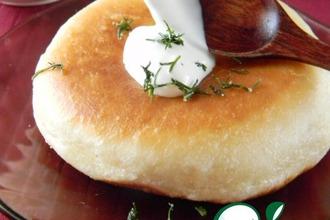 Рецепт: Финские лепешки