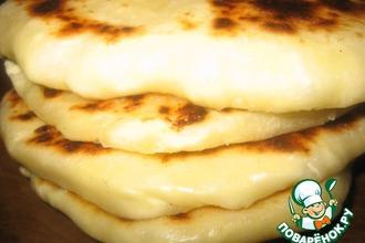 Рецепт: Имеретинские хачапури