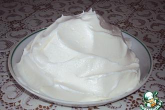 Рецепт: Белково-масляный крем