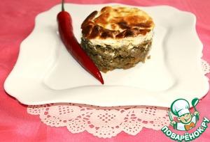 Рецепт Африканская Боботи в тайском стиле