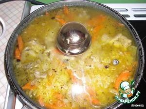 Плов фруктовый «Санаторский» с апельсином, пошаговый рецепт с фото