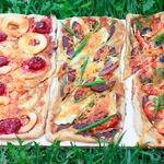 Слоеные пироги для пикника