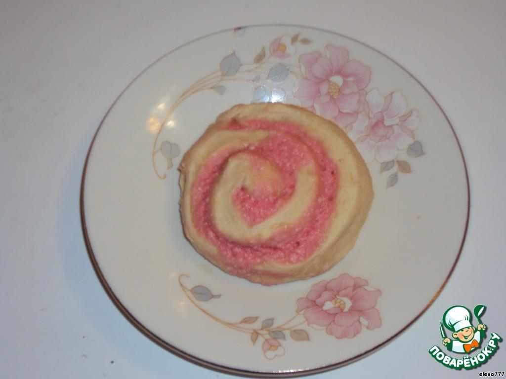 """Пирожные """"Розы для Танюшки"""""""