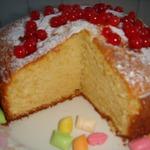 Английский пирог Фунт