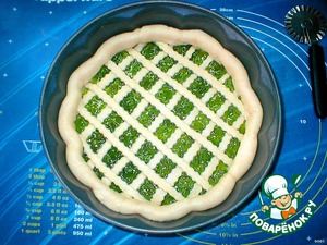 """Творожный пирог """"Наш ответ их чизкейку"""" – кулинарный рецепт"""