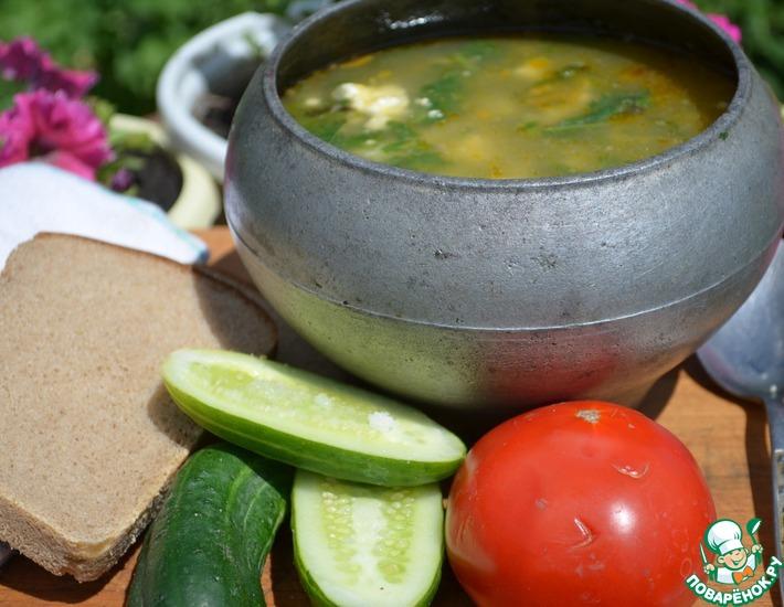Рецепт: Пастуший суп